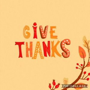 Happy Thanksgiving To You and Yours!!